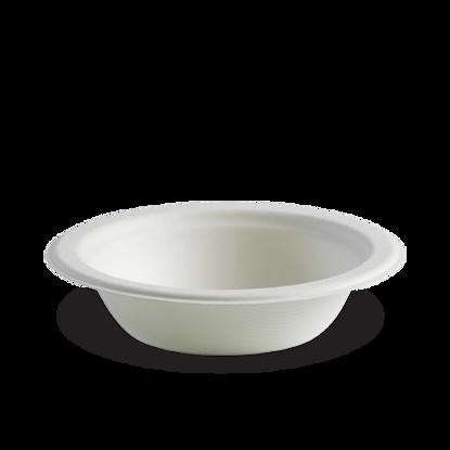 Picture of White BioCane Bowl