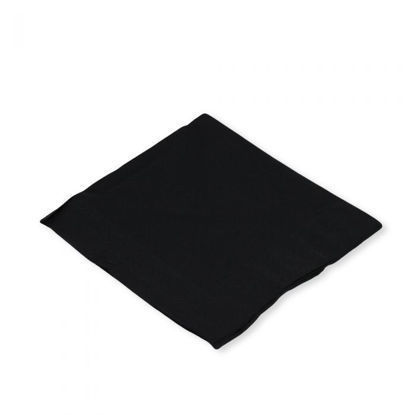 Picture of 2-Ply Black Paper Napkins
