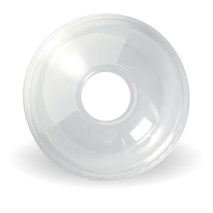 Picture of BioCup Dome Lid - 22mm Hole