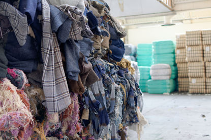 Picture of Mixed textile bales
